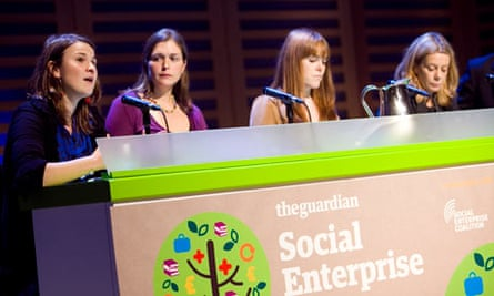 guardian social enterprise summit