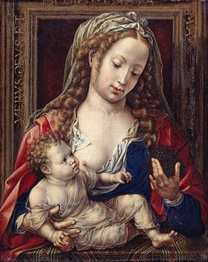 German gallery: Madonna and Child