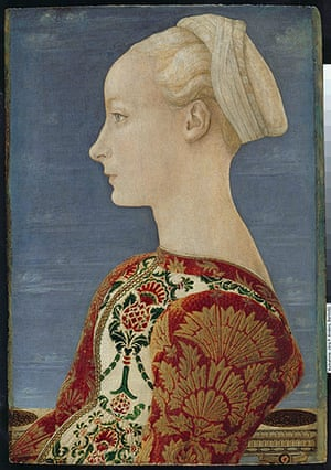 German gallery: Portrait of a Young Lady