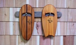 Hand plane surfboards