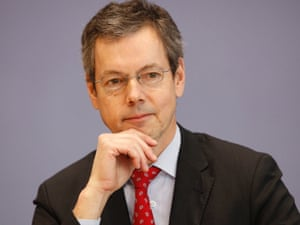 """Professor Peter Bofinger, head of monetary policy and international economics at the University of Wuerzburg and one of five """"wise men"""" who formally advise German Chancellor Angela Merkel"""