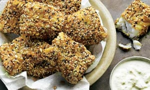Yotam Ottolenghi: Grown-up fish fingers