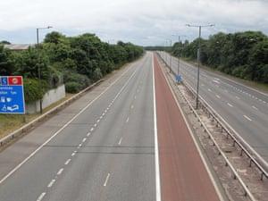 The M4: empty no longer