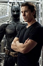 Christian Bale as Batman