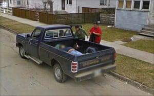 Google: Jon Rafman 1379 Elgin Avenue West, Winnipeg, Manitoba, Canada 2010