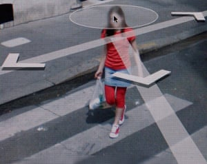 Google: Paris street view