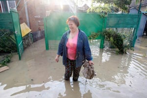 A Longer View - Flooding: Russia - Floods hit Krymsk town