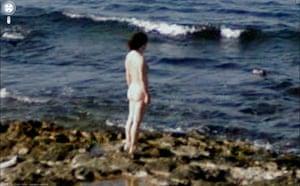 Google: google image of girl on beach
