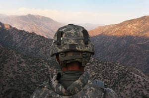 US Army Camouflage : U.S. Army Battles Taliban In Kunar Province