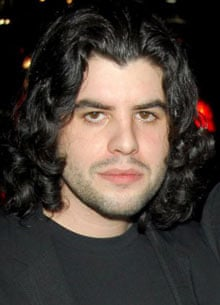 Sage Stallone in 2006 at the premiere of Rocky Balboa.