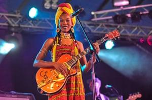 Latitude: Fatoumata Diawara