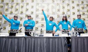 Comic-con: Aquabats! Super Show