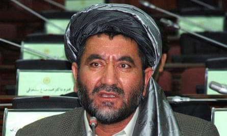 Ahmad Khan Samangani
