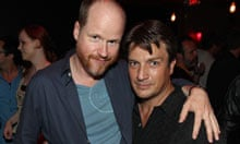 Joss Whedon; Nathan Fillion