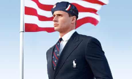 US Olympic uniforms