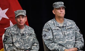 David Petraeus,Ray Odierno,