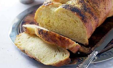 Challah, or Sabbath bread