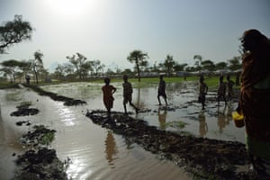 South Sudan : MSF and refugees crisis