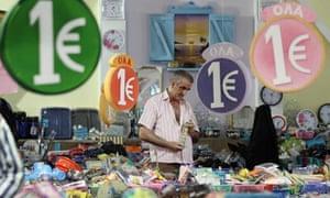 euro shop Athens