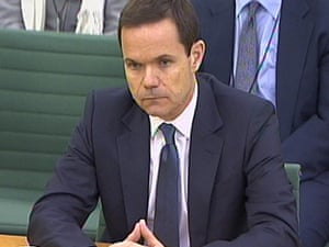 Jerry del Missier the former Chief Operating Officer, Barclays plc