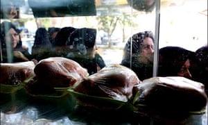 Iran chicken
