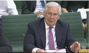 Mervyn King, at the Treasury Committee on July 17 2012.