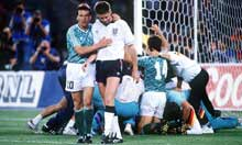 1990 World Cup Semi Final.
