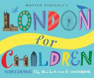 Children's books: London for Children by Matteo Periocoli