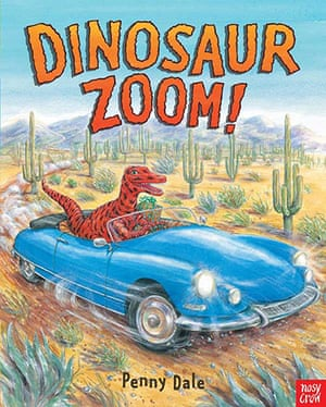 Children's books: Dinosaur Zoom! By Penny Dale
