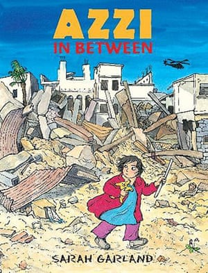 Children's books: Azzi In Between by Sarah Garland
