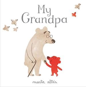 Children's books: My Grandpa by Marta Altes