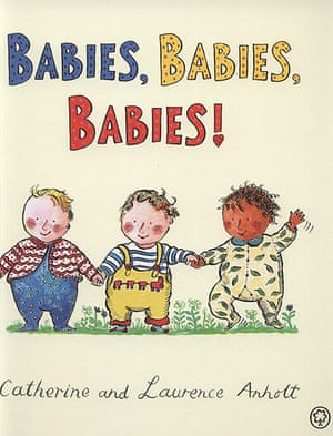 Children's books: Babies, Babies, Babies! by Catherine and Laurence Anholt