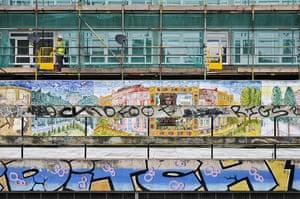 RPS print exhibition: Urban Renewal: Shoreditch Festival