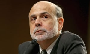 Bernanke Testifies At Senate Hearing