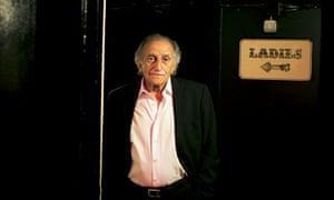 Soho lap-dancing club: owner Oscar Owide
