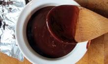 Bill Granger recipe chocolate sauce
