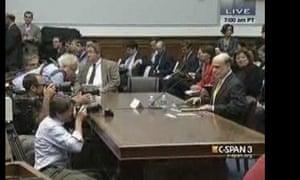 Ben Bernanke of the Federal Reserve
