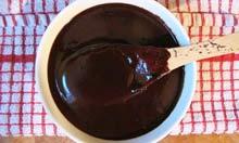 Alice Hart recipe chocolate sauce