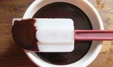David Lebovitz recipe chocolate sauce