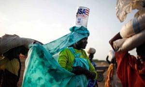 US food aid