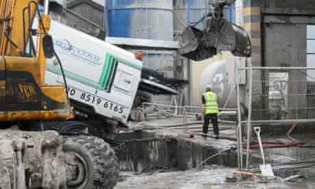 recycling machinery in London