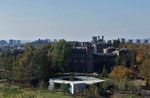 Stirling: Maggie's centre, Gartnavel, Glasgow