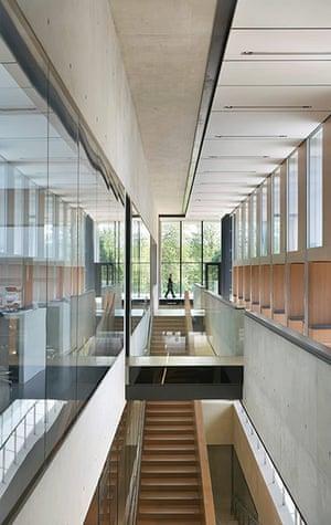 Stirling: The Sainsbury Laboratory,, Cambridge