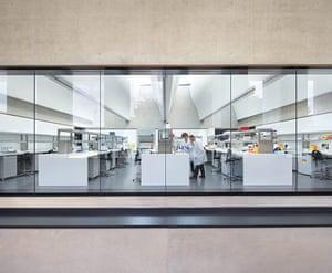 Stirling: The Sainsbury Laboratory