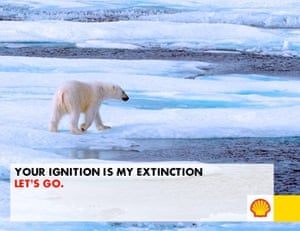Shell ads contest: Let's Go Public on Arctic Ready hacked by anti-drilling campaigners