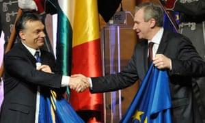Viktor Orban, Yves Leterme