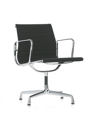 Eames: Aluminum Group 'Task' chair