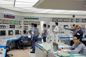 Japan nuclear protests: Workers of Kansai Electric Power Co's Ohi nuclear power plant