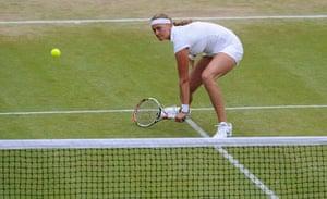 Wimbo Day 7: Kvitova at Wimbledon 2012
