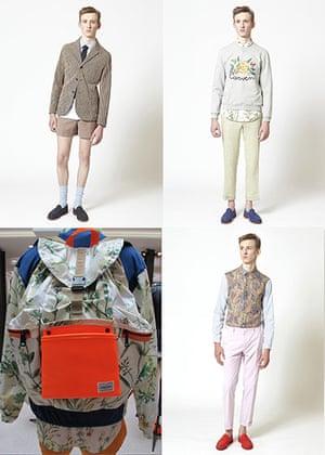Paris spring/summer 13: Carven menswear